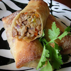 Slap-Yo-Momma Egg Rolls