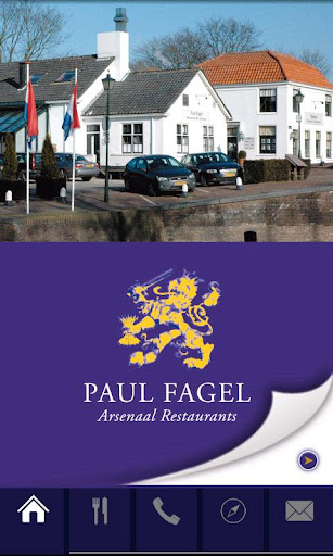 Paul Fagel Arsenaal Restaurant