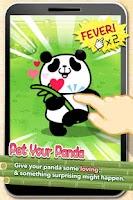 Screenshot of Pet My Panda