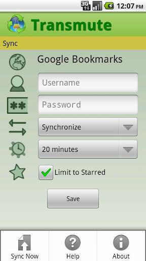 【免費工具App】Transmute - Bookmark Sync-APP點子