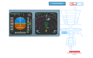 Screenshot of A320 Trainer (EISI IAE)