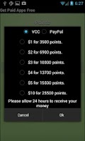 Screenshot of Get Paid Apps Free
