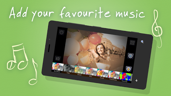 App VideoFX Music Video Maker APK for Windows Phone