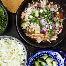 Chipotle Turkey Pozole