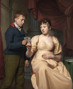 RIJKS: Willem Bartel van der Kooi: The Love Letter 1808