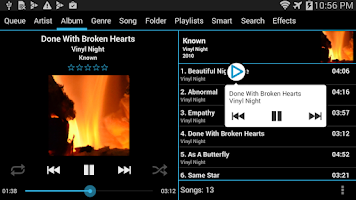 Screenshot of FN Music Extension