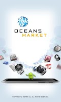 Screenshot of Oceans Market