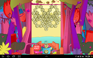 Screenshot of Bubble Shooter Candyland 2014
