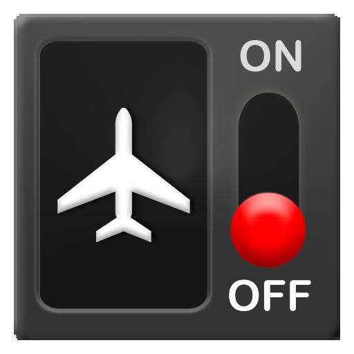 Airplane Mode Widget 工具 App LOGO-APP試玩