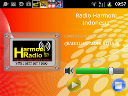 Radio Harmoni Indonesia - screenshot
