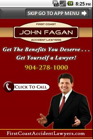 Accident App John Fagan Law