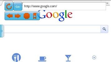 Screenshot of UltraLight Browser 2.0