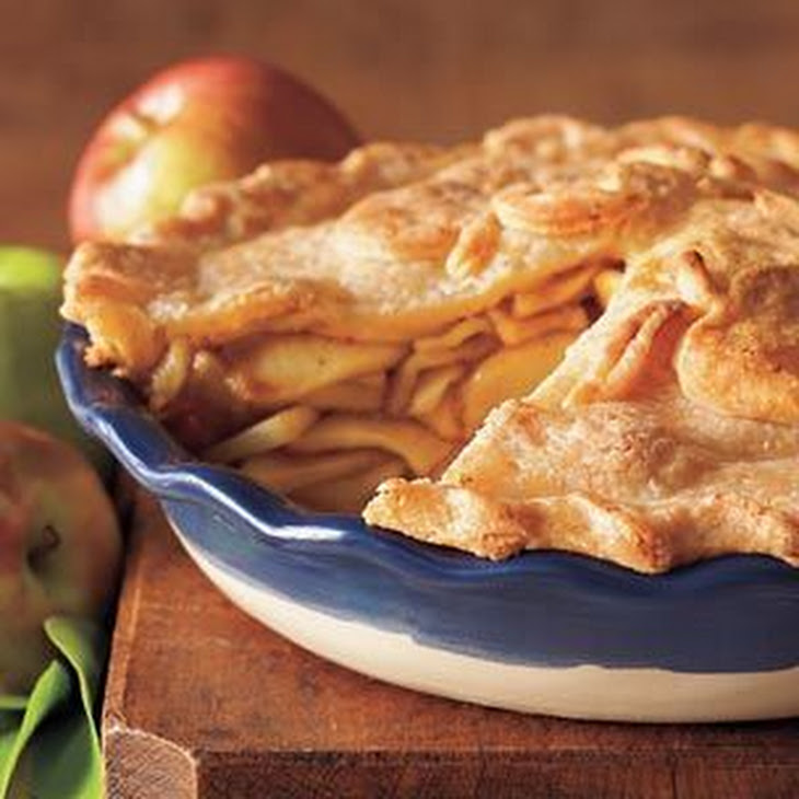 Apple-Cheddar Pie Recipe | Yummly