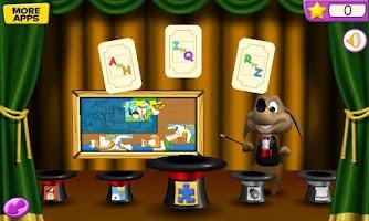 Screenshot of JumpStart Preschool 1 Free