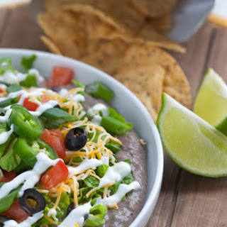 9 Layer Bean Dip & Late July Giveaway