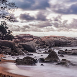 by Benny Salim - Landscapes Beaches