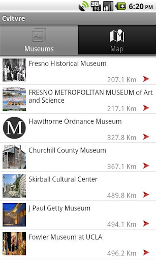 Cvltvre Museums