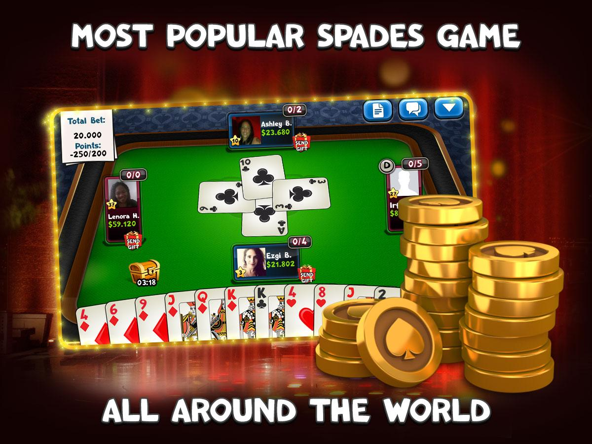 Spades Plus Screenshot 10