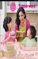 Screenshot of Katalog Tupperware Indonesia