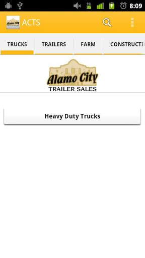 Alamo City Trailer Sales