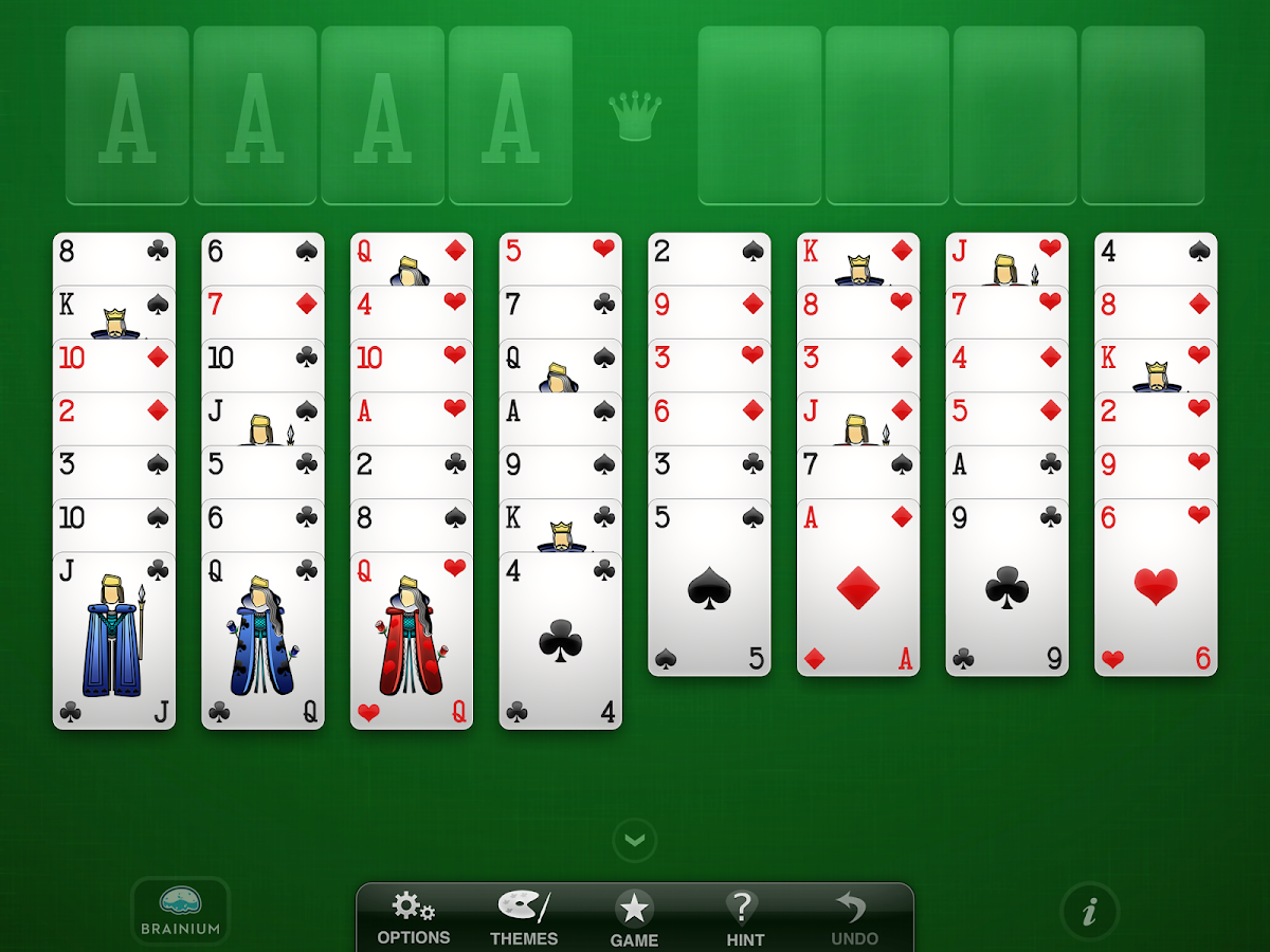FreeCell Solitaire+ Screenshot 5