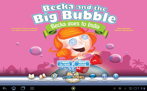 Becka India StoryChimes