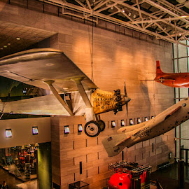 Spirit of St, Louis by Steve Marra - Transportation Airplanes ( louis, national air and space museum, spirit of st )