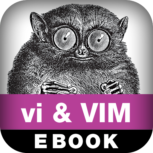 vi and Vim Editors Pocket 書籍 App LOGO-APP開箱王