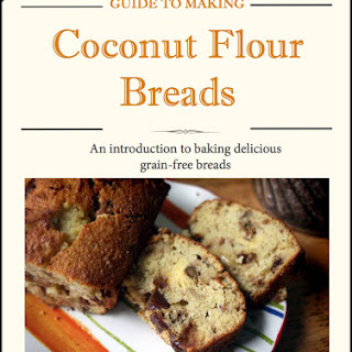 Homemade Organic Coconut Flour Bread