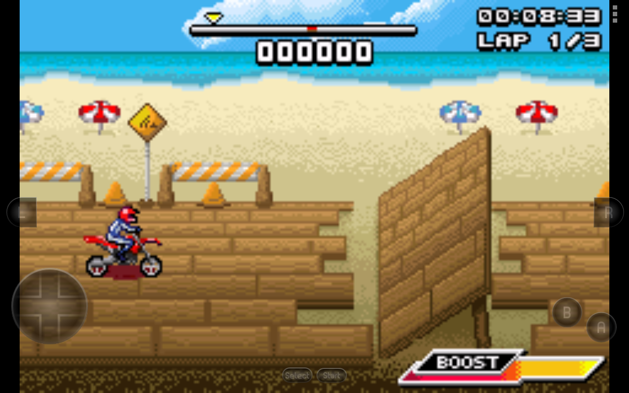 GBA.emu Screenshot 4