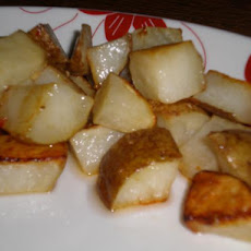 Delicious Oven-Roasted Potatoes