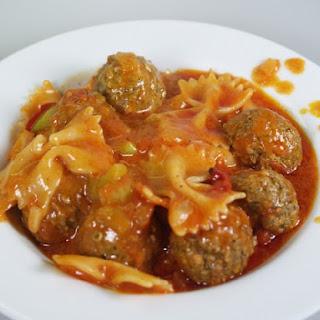 Meatball Pasta Casserole Recipes
