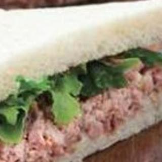 Ham Salad With Bologna Recipes