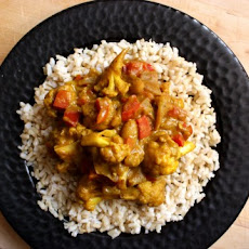 African Veg Curry