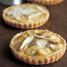 Saint Andre and Fingerling Potato Pies