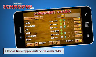 Screenshot of Schnopsn Online