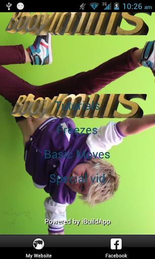 Step-Step Bboy Tutorials