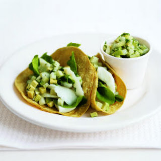 Green Apple Guacamole