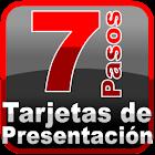 Tarjetas de Presentación en 7 icon