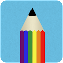 Rainbow Draw icon