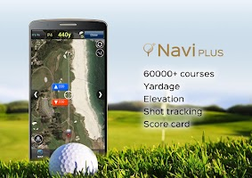 Screenshot of Golf NAVI