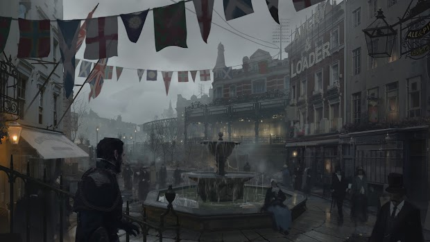 The Order: 1886 will be single player, aiming for 30fps