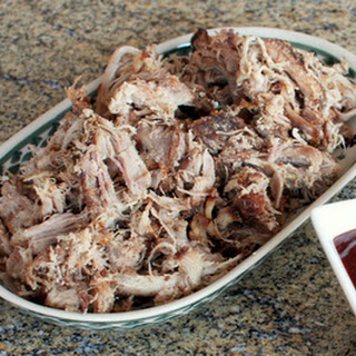 Oven Pulled Pork Barbecue