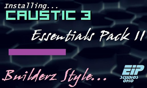 Caustic 3 Essentials Pack 2 - screenshot