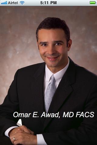 Omar Awad MD FACS