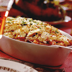 Parsnip, Turnip, and Rutabaga Gratin
