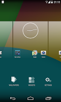Screenshot of Epic Android L Launcher