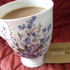 Chocolate Vanilla Tea