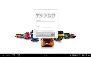 Screenshot of Iveco Genius