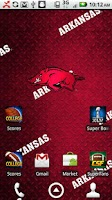 Screenshot of Arkansas Live Wallpaper HD